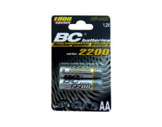 Nabíjecí 1,2V tužková baterie BCR6/2200/2BP