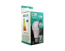 LED žárovka 12W A60 E27 studená bílá 5 let záruka