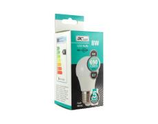 LED žiarovka 8W A50 E27 neutrálna biela 5 rokov záruka