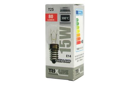 Speciální žárovka BC E14 300°C