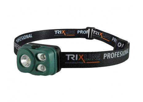 LED nabíjecí čelovka TRIXLINE TR 327