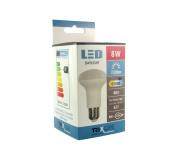 LED žiarovka TRIXLINE 8W R63 E27 6500K studená biela