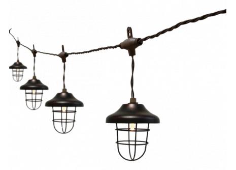 Dekoratívne LED solárne svetlo TR 503