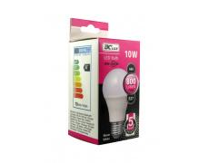 LED žárovka 10W A60 E27 teplá bílá 5 let záruka