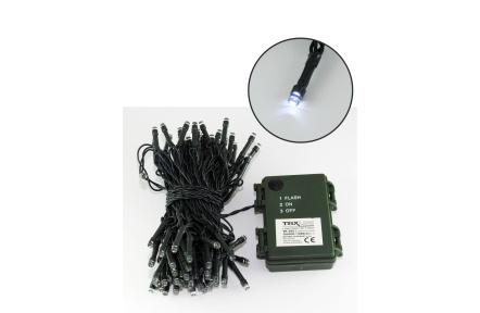 Vánoční LED řetěz trixline denní bílá