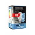 Speciální žárovka Trixline G45, 40W E14 teplá bílá