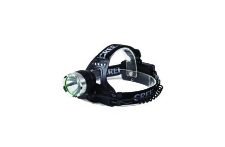 LED nabíjecí čelová svítilna BC TR A211 10W CREE T6