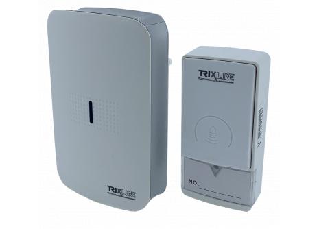 Bezdrátový zvonek do zásuvky Trixline BELL TR B302