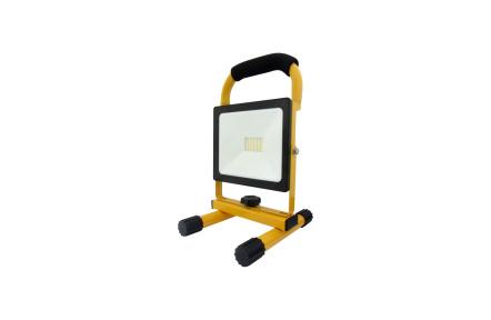 Přenosný LED Reflektor TRIXLINE - 30W studená bílá