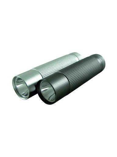 BC 1W ručné LED hliníkové svietidlo