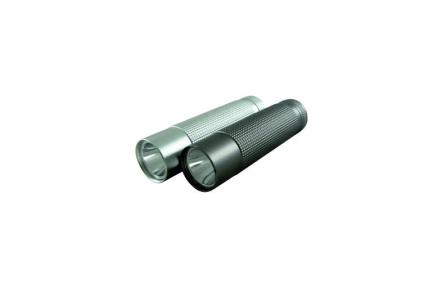 BC 1W ruční LED hliníková svítilna