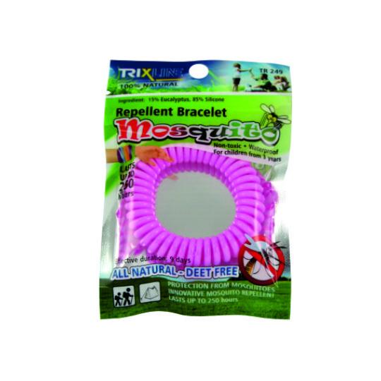 Repelentný náramok proti komárom/Mosquito