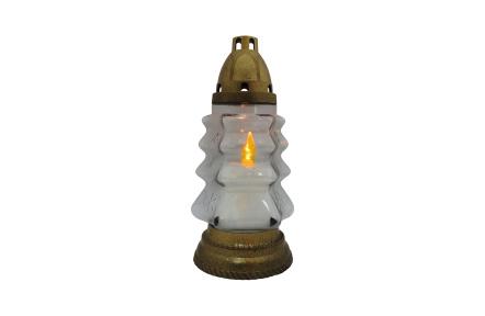 Hřbitovní svíce LED BC 190 TREE