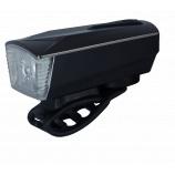 Cyklo LED svítilna s houkačkou MS-B501