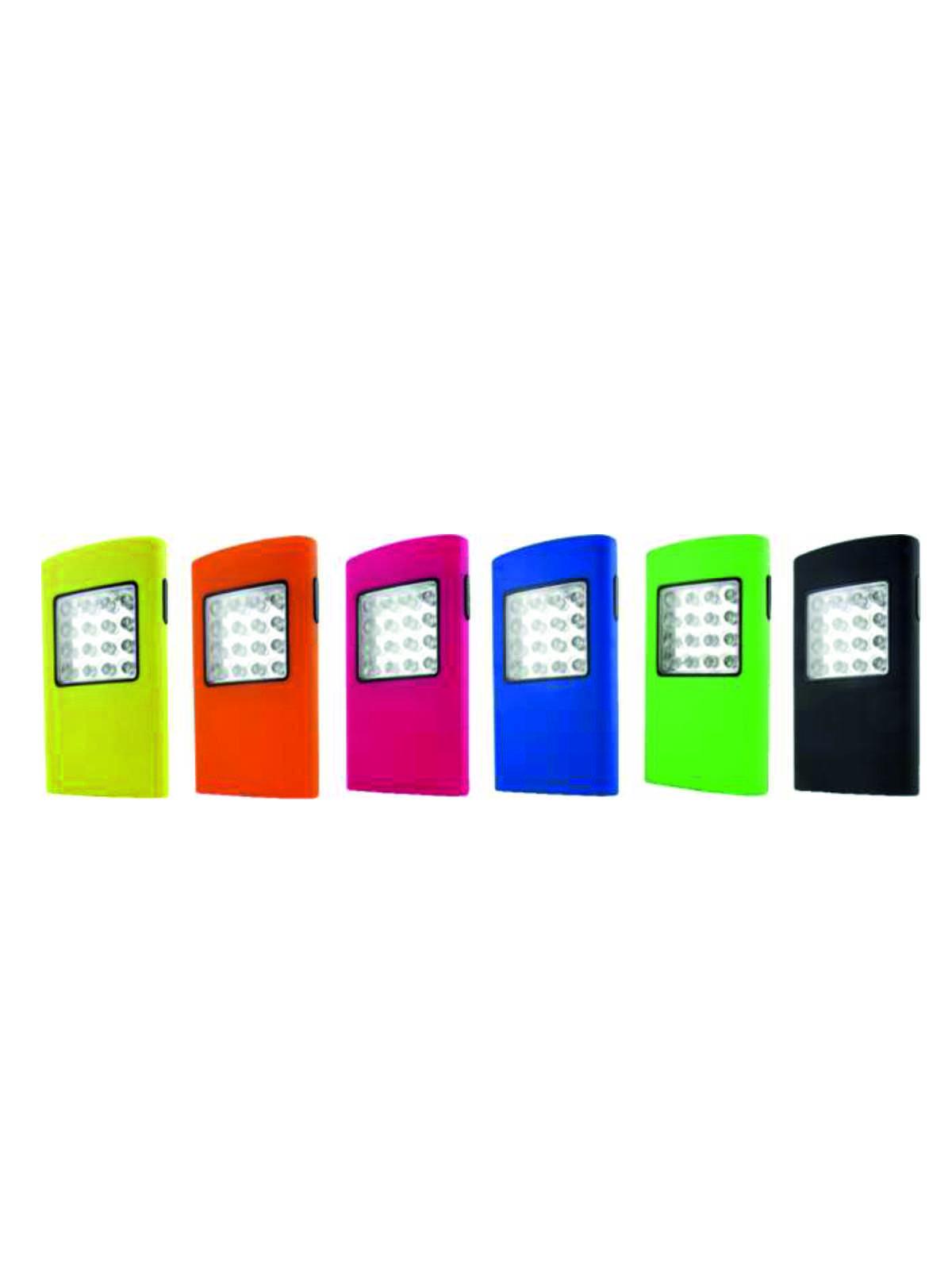 LED plastová ruční svítilna BC – 122
