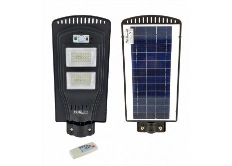 Solární světlo se senzorem pohybu TRIXLINE TR 363