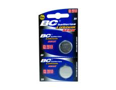 Lithiová knoflíková 3V baterie BCCR 2016