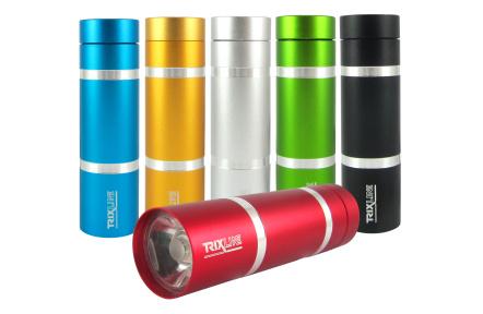 Ruční LED hliníková svítilna TR 247