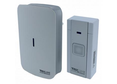 Bezdrátový zvonek do zásuvky Trixline BELL TR B300